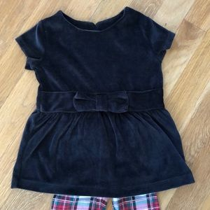 Carter's Matching Sets - Girls festive outfit